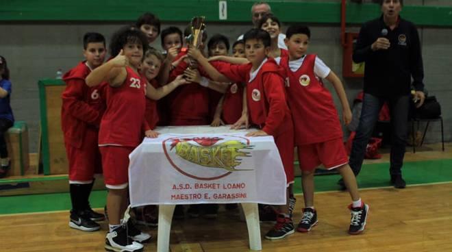 Minibasket: il Memorial Maestro Elio Garassini