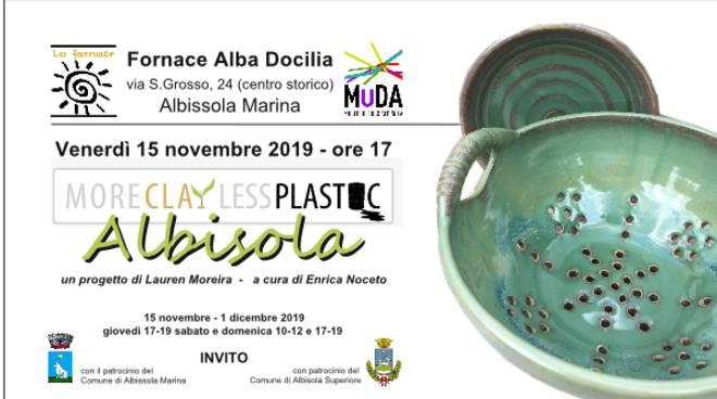 """""""More clay less plastic"""" alla Fornace Alba Alba Docilia - IVG.it"""