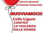 """""""Muoviamoci!!"""" manifestazione violenza sulle donne Celle Ligure"""