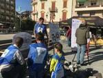 Muretti a secco piazza Alassio