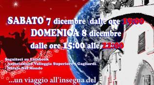 Natale nel Mondo 2019 Valleggia