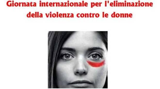 no violenza donne varazze