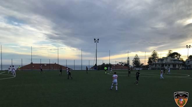 Ospedaletti - Genova Calcio