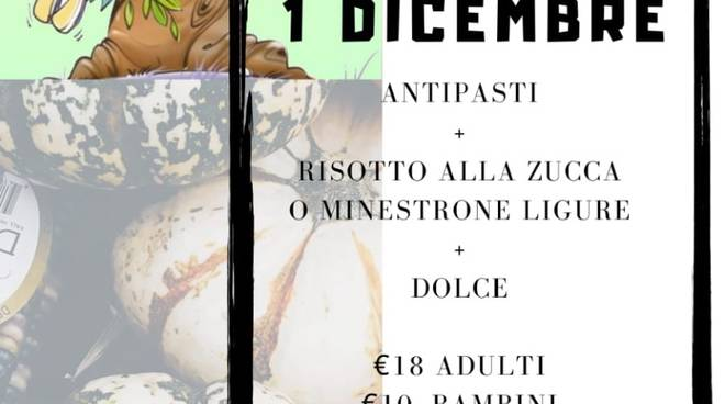 Parco Natura AsinOlla Pietra Ligure 1 dicembre 2019