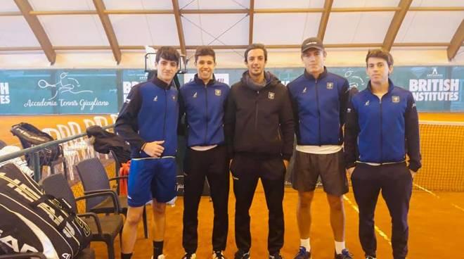 Park Tennis Club Genova, spazio ai giovani a Torre del Greco - Genova24.it