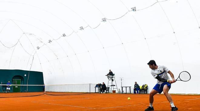 Park Tennis Club Genova vittorioso sull'Angiulli Bari