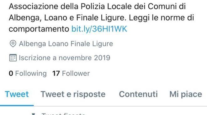 polizie locali twitter