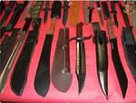 Porto abusivo armi Savona