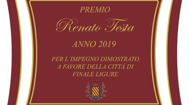 "Premio ""Renato Testa"" 2019"