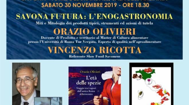 """""""Savona futura: l'enogastronomia"""" incontro A Campanassa"""