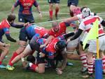 Serie A, Cus Genova vs Rugby Parabiago