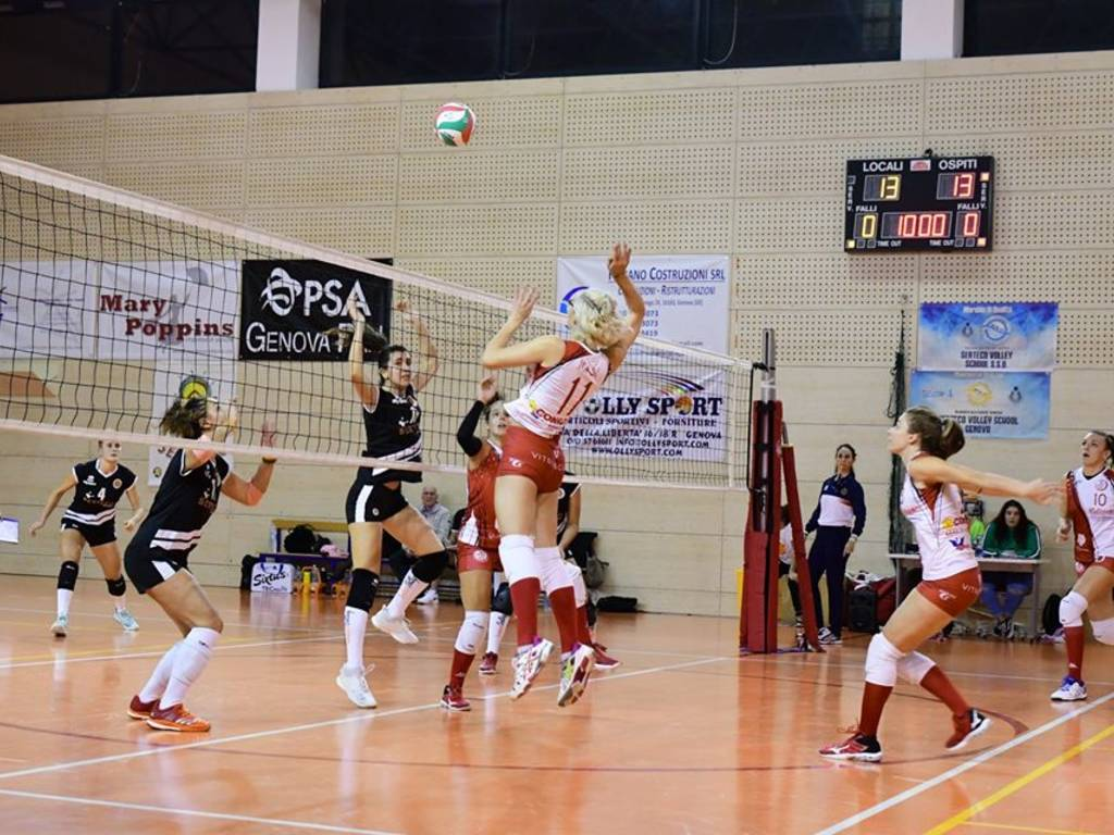 Serie B2: la Pallavolo Carcare sul campo della Serteco Volley School