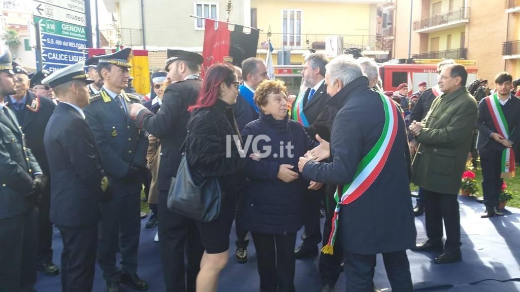 Strage di Nassiriya, Finale Ligure ricorda il maresciallo Daniele Ghione