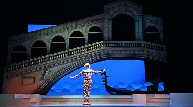 """""""Una notte a Venezia"""" spettacolo Teatro Chiabrera Savona"""