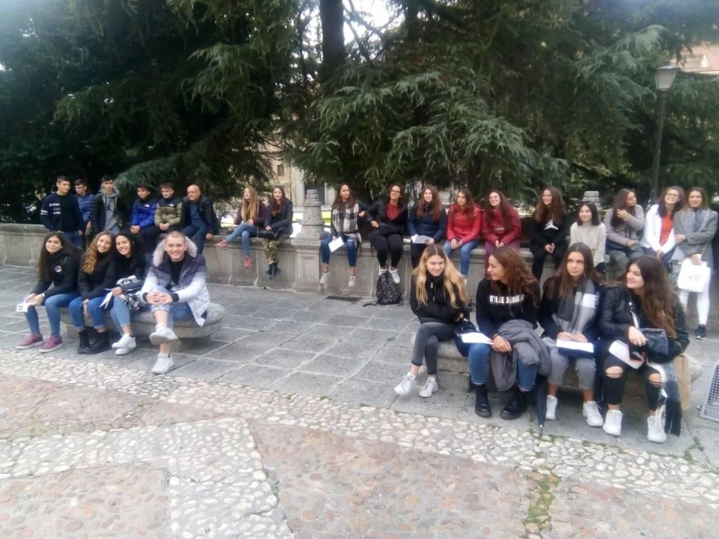 Vacanza studio, Falcone Loano, studenti