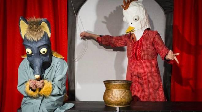 """""""Zuppa di pietra"""" spettacolo Teatro a Canone Savona"""