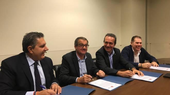 Accordo regione sindacati manovra bilancio