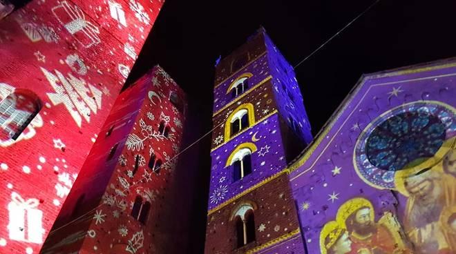 Albenga s'illumina d'immenso