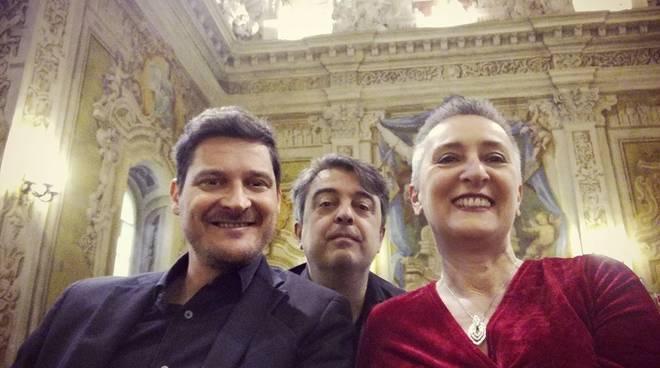 Arethusa Consortium - Marco Bortoletti, Ferdinando Molteni, Elena Buttiero