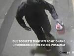 attentato poste
