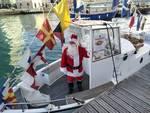 Barca di Babbo Natale