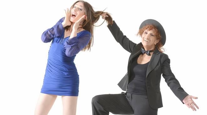 """Belvedere"" Anna Mazzamauro e Cristina Bugatty Borgio Verezzi Teatro Gassman"