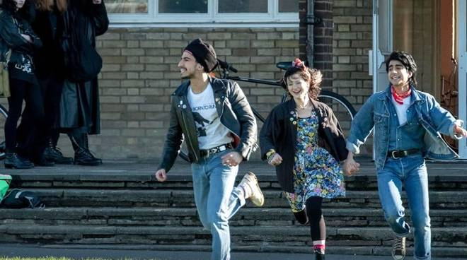 """""""Blinded by the light"""" film Gurinder Chadha"""