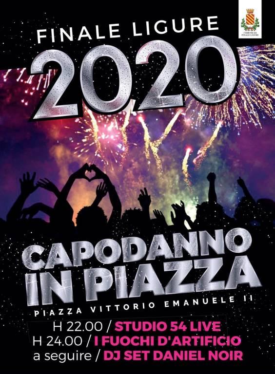 Capodanno in Piazza 2019 Finale Ligure