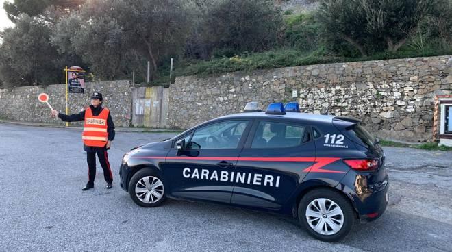 carabinieri Alassio