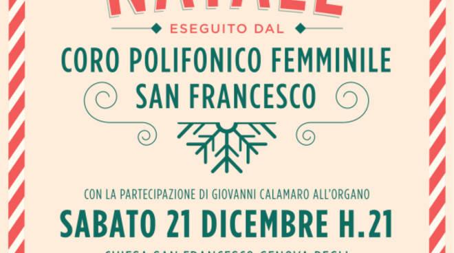 Concerto di Natale - 21 Dicembre - Genova Pegli