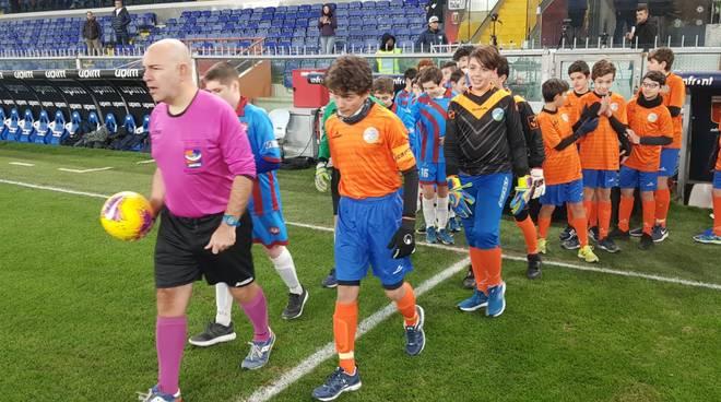 La Junior TIM Cup è tornata allo stadio di Marassi