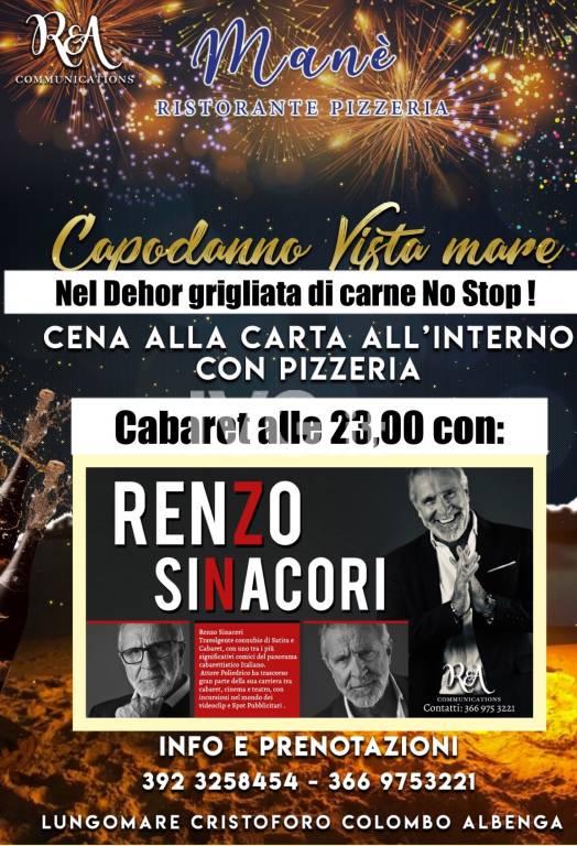 Capodanno in Riva al Mare  con Renzo Sinacori