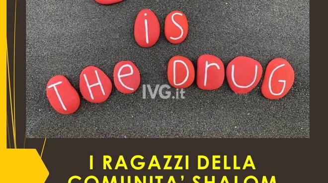 INCONTRO CON I RAGAZZI DELLA COMUNITA\' DI RECUPERO SHALOM