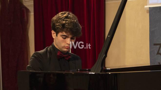 """Grande Concerto di Inaugurazione del 32° Concorso Pianistico \""""Città di Albenga\"""""""