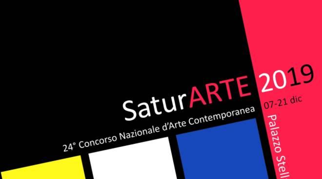 SaturARTE 2019 - Inaugurazione e premiazione 24° Concorso Nazionale d\'Arte Contemporanea