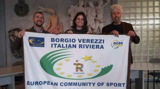 Comunità Europea dello Sport Borgio Verezzi