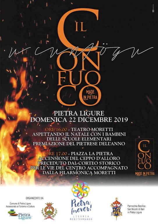 Confuoco 2019 Pietra Ligure