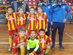 Coppa Città di Alassio, Winter Cup: Primi Calci