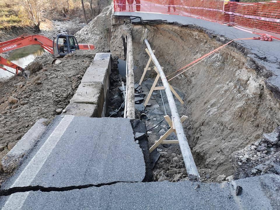 frana asfalto