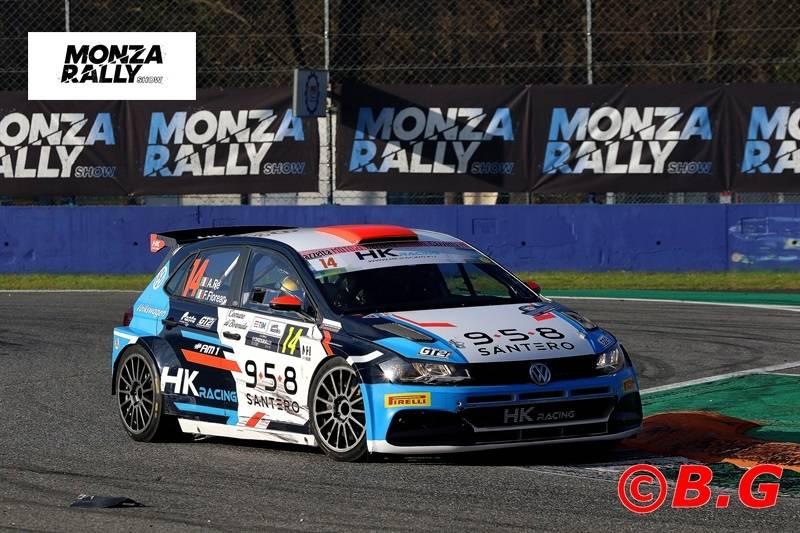 Monza Rally Show 2019, presente anche il lecchese Marco Bonanomi FOTO