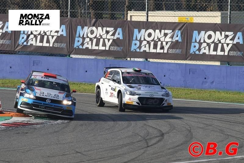 Monza Rally Show: Crugnola beffa Sordo