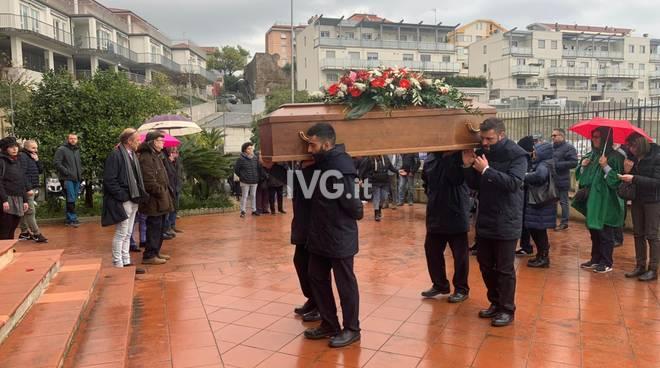 Funerali Saba Savona