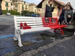 Panchina Anti Violenza Donne Albisola