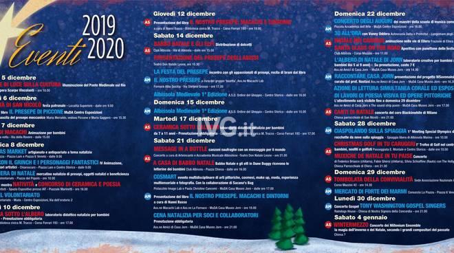 Natale delle Albisole 2019