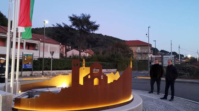 Andora Rotonda Via San Lazzaro