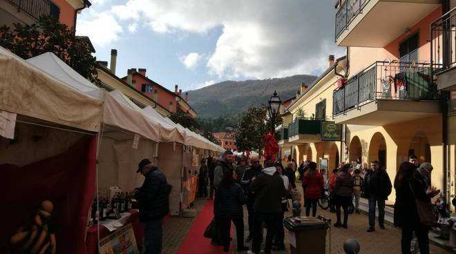 Fiera Vino Molino Nuovo Andora 2019