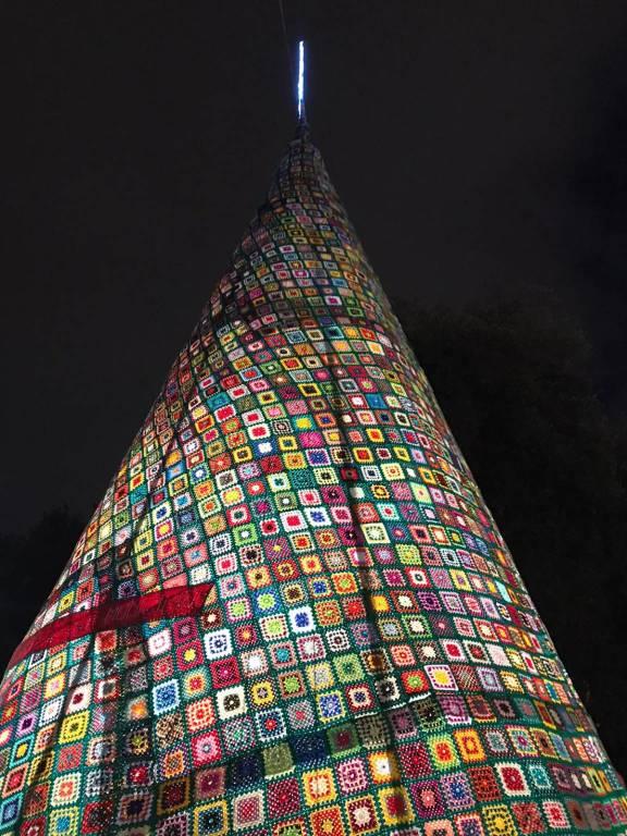 A Genova l albero di Natale da Guinness World Records