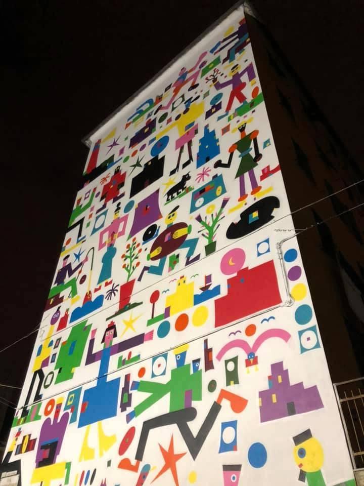 murales certosa natale