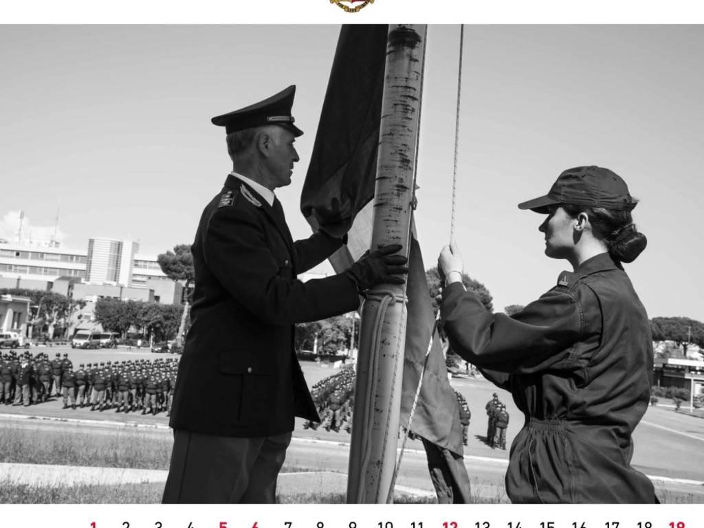 calendario Polizia Stato 2020