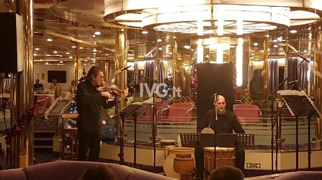 Voxonus & Percussioni Corsica Ferries